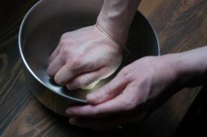 mimi・手打ちパスタ〜基本の生地作り