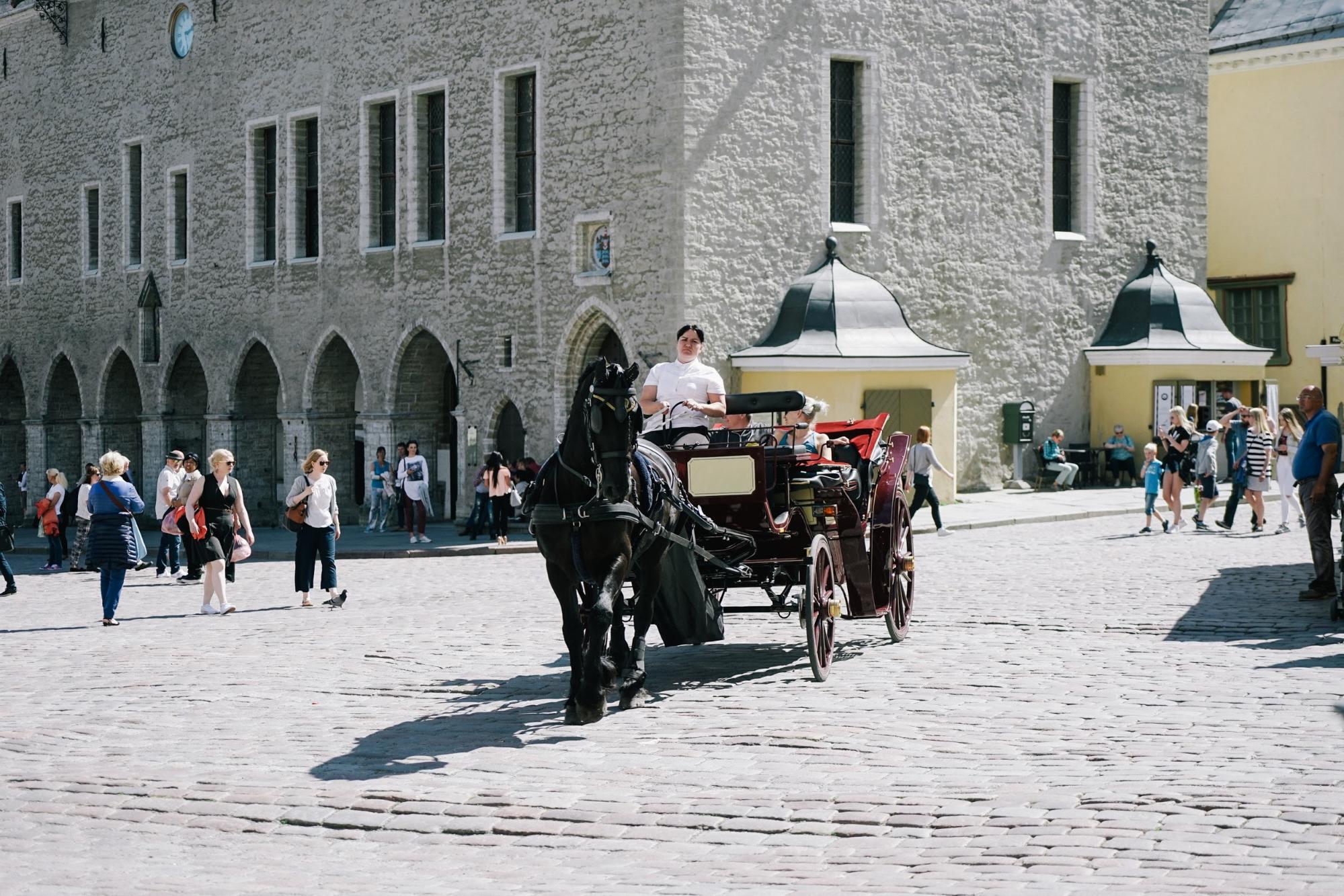 Gaku・PhotoTrip : エストニアの世界遺産 タリン旧市街