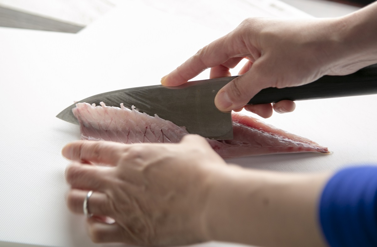 林未香・さかな屋カメラマン直伝!魚の臭み対策&美味しい魚レシピ