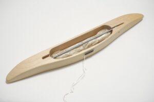 柳川千秋・植物から糸をつくって帯を織る【染織と日々のすきま】